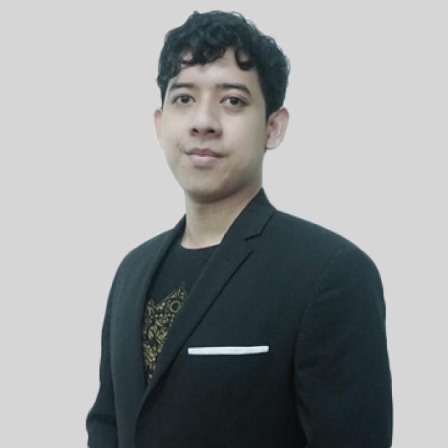 Amaludin Kurniawan, S.Ars