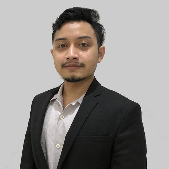 Khaerul Aji, S.Ars.