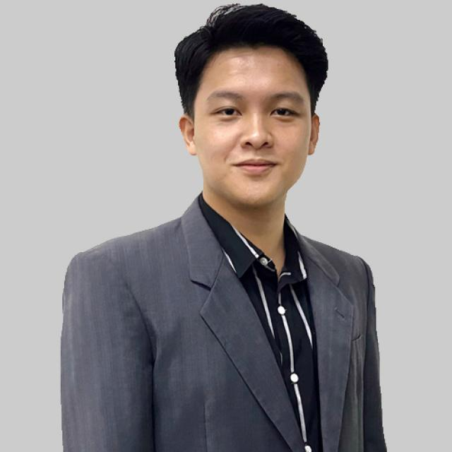 Marceanno Julio Makanoneng, S.Ars., IAI