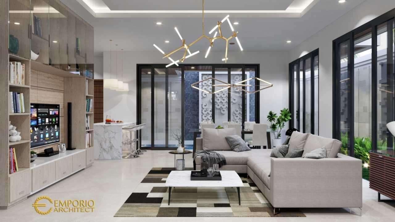10 Desain Ruang Keluarga Terbaik