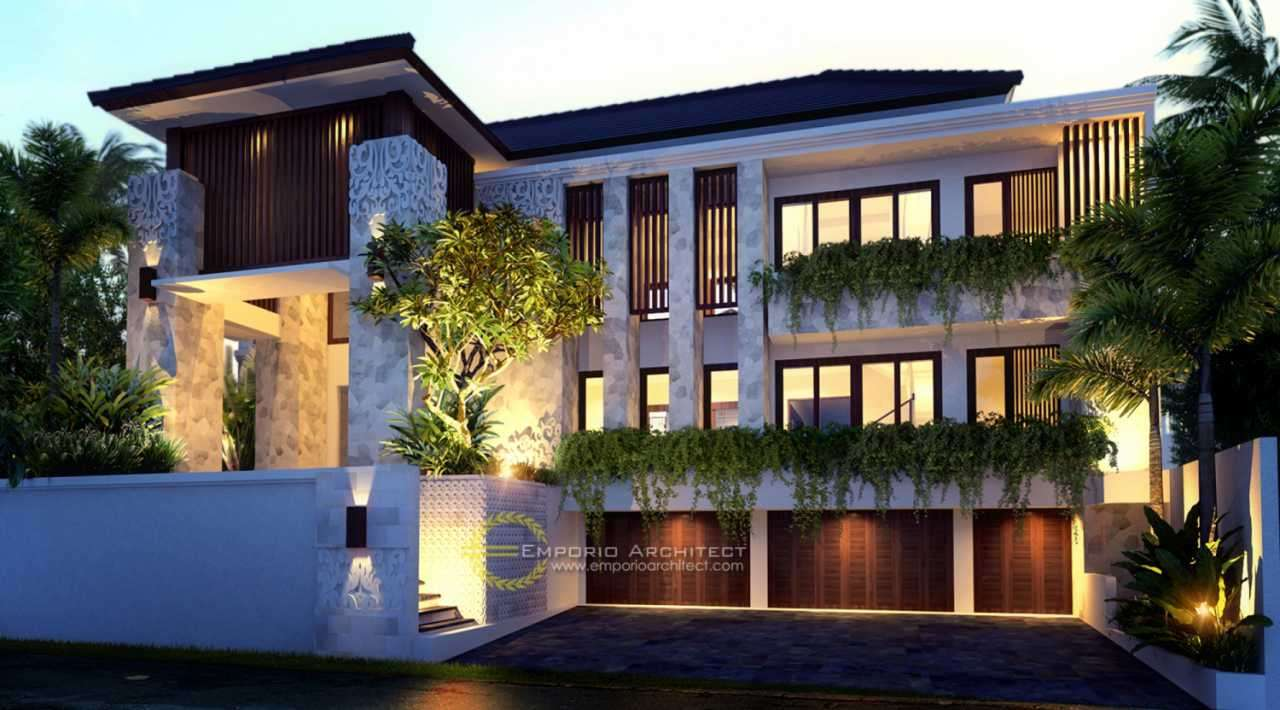 10 Desain Rumah Terbaik dengan Lebar Lahan Kurang dari 20 Meter