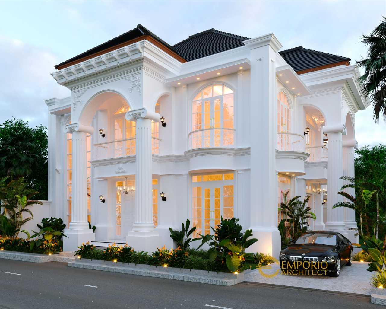 3 Desain Rumah Terbaik Bergaya Classic di Bali