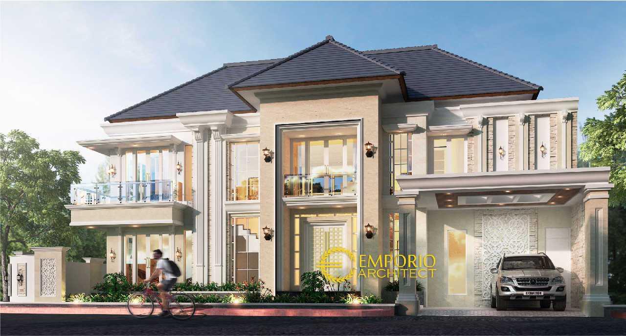 3 Desain Rumah Terbaik Bergaya Classic di Bandung