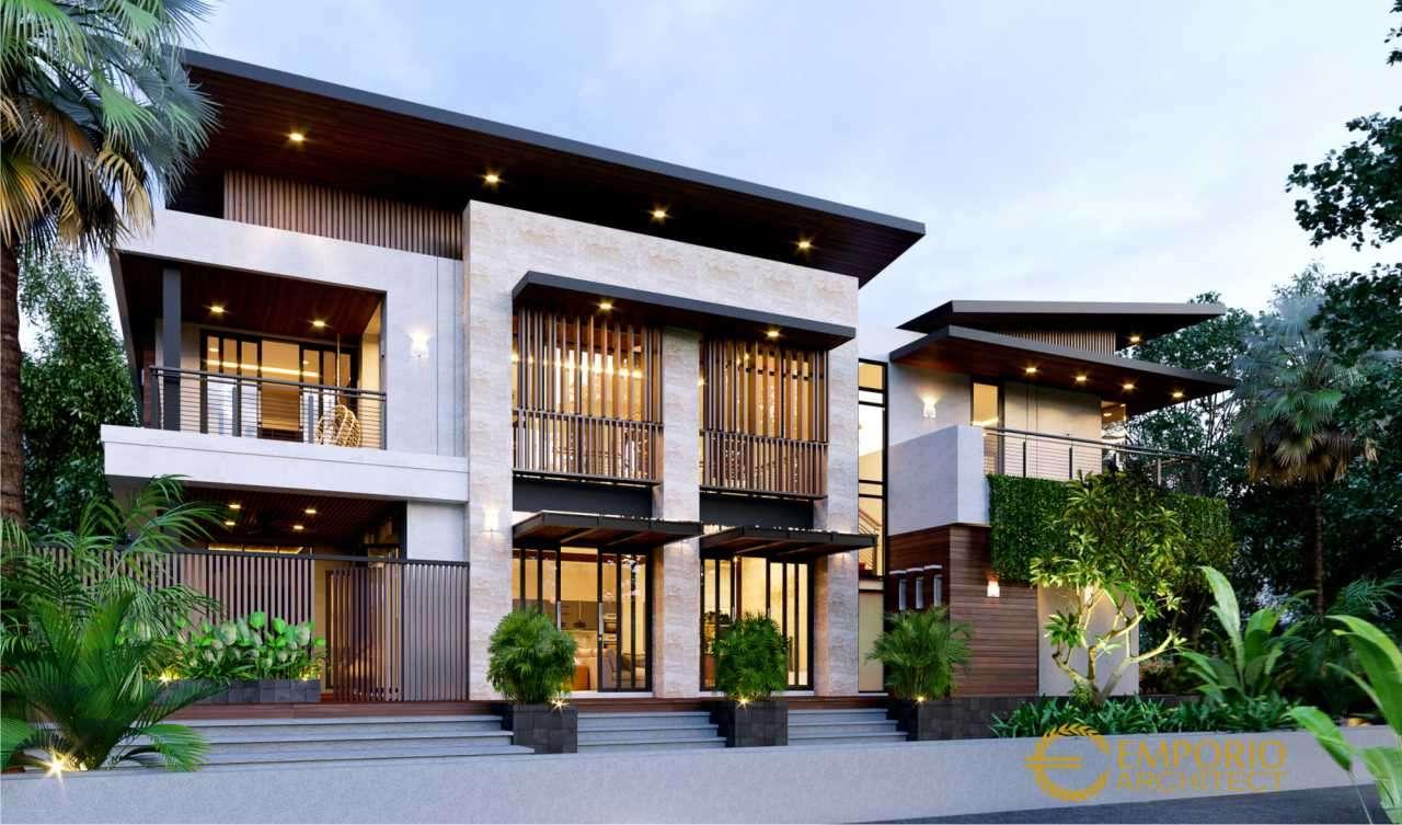 4 Jenis Kayu Yang Digunakan Emporio Architect Pada Desain Rumah