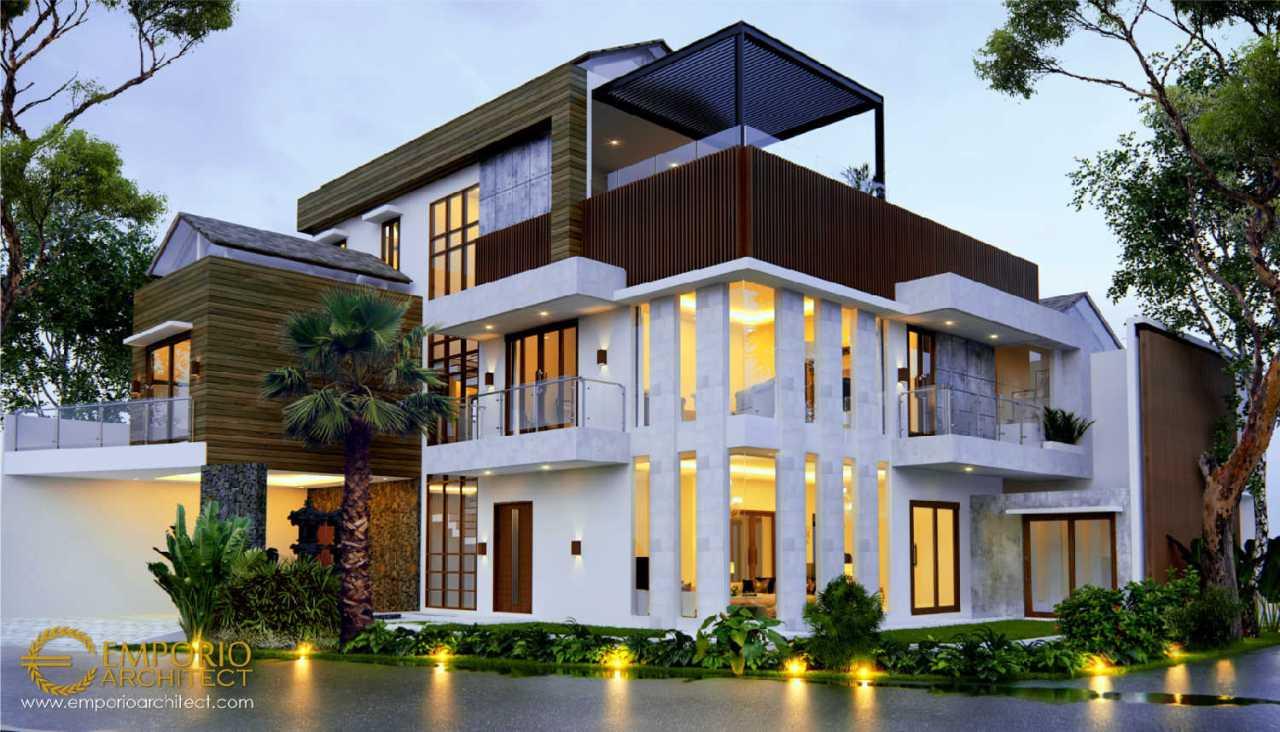 5 Desain Rumah Terbaik Bergaya Modern Tropis di Bali