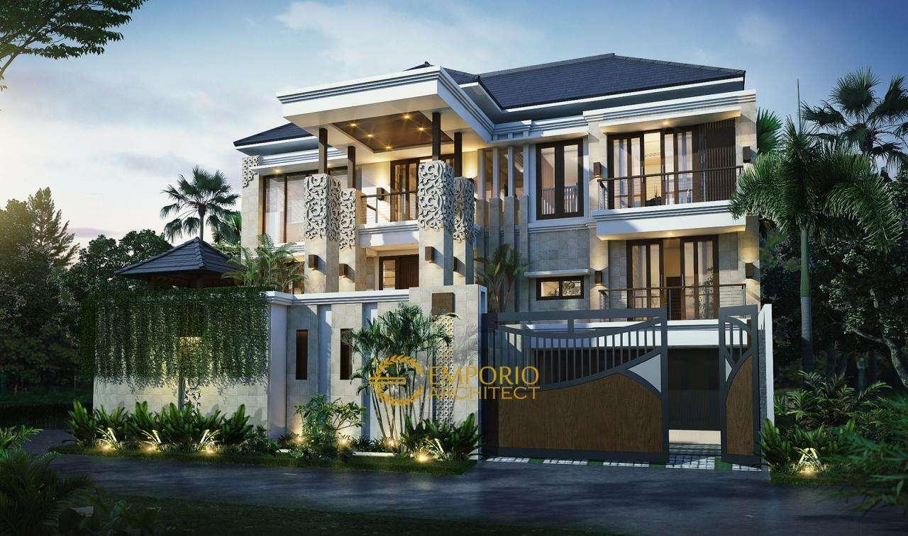 5 Desain Rumah Villa Bali 3 Lantai Terbaik dalam Beberapa Tahun Terakhir