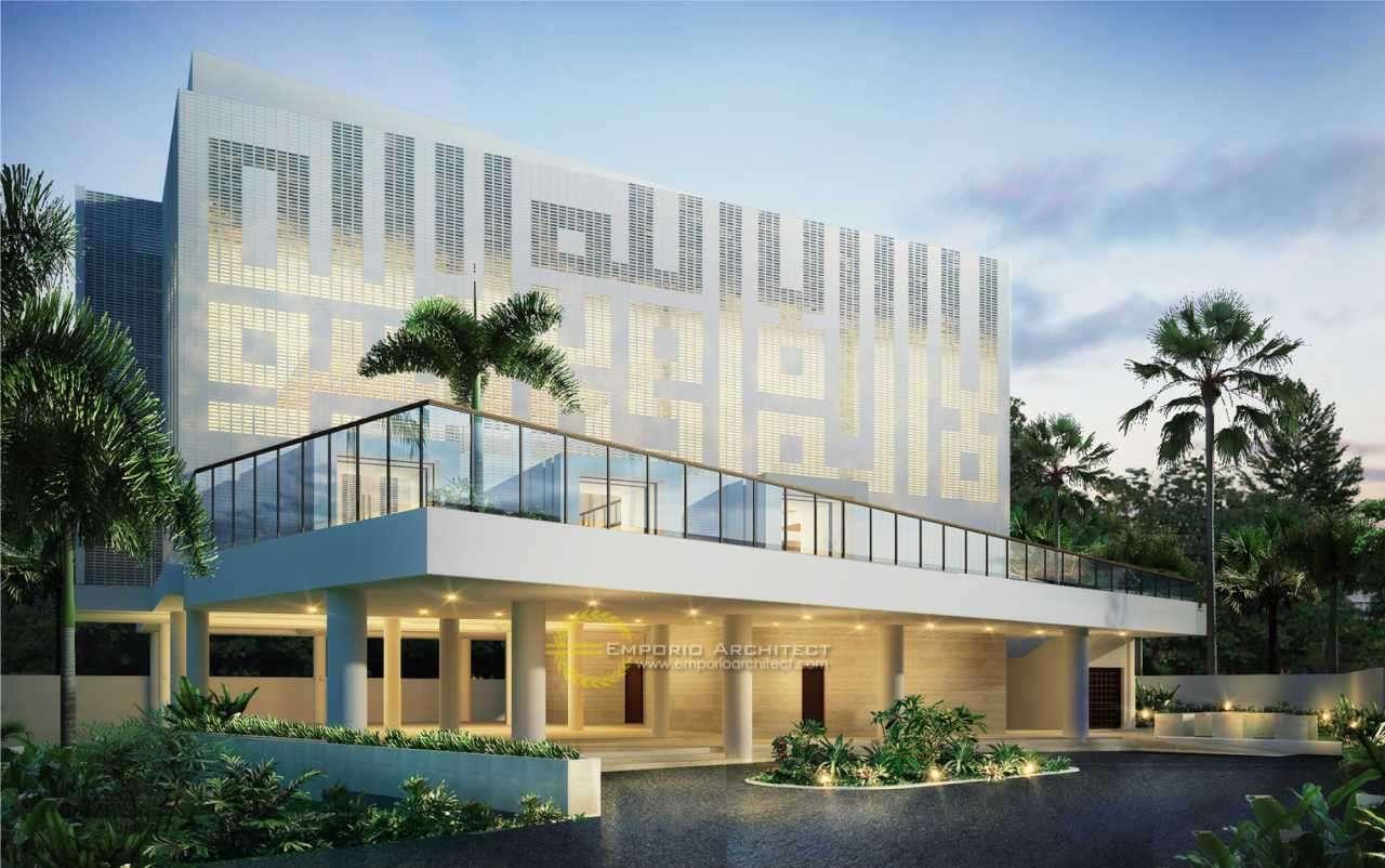 5 Desain Tempat Ibadah atau Bangunan Peribadatan karya Jasa Arsitek Terbaik Emporio Architect