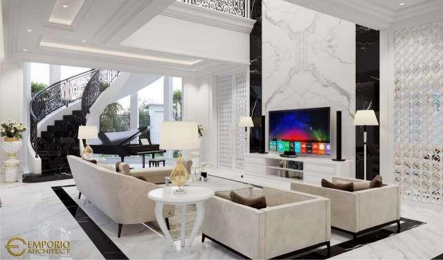 10 Desain Interior Terbaik Bagi Penyuka Hitam-Putih (Part 2 / 2)