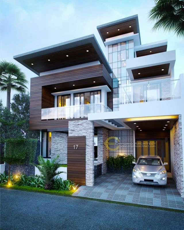 10 Desain Rumah Terbaik dengan Lebar Lahan Kurang dari 15 Meter