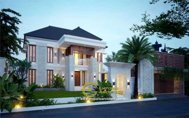 10 Desain Rumah Tinggal Terbaik Bergaya Villa Bali Tropis di Bali (Part 2 / 2)