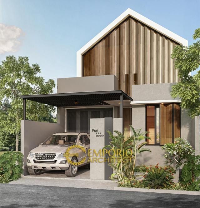 5 Desain Rumah Modern 1 Lantai Terbaik Karya Emporio Architect