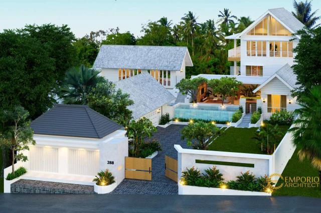 5 Desain Rumah Unik Terbaik karya Emporio Architect