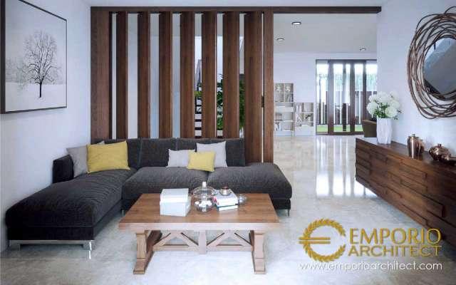 5 Jenis Partisi yang Digunakan di Emporio Architect
