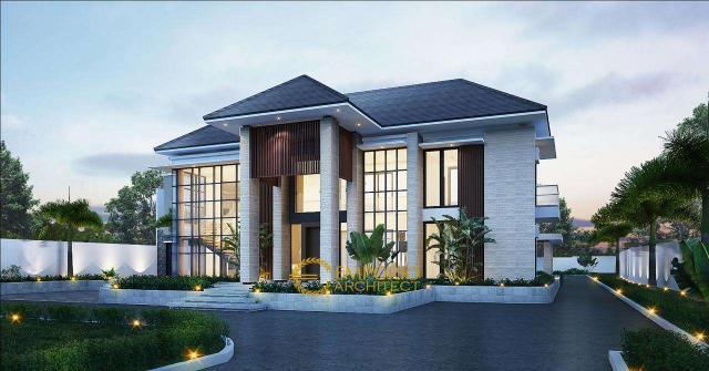 5 Model Rumah Modern 2 Lantai Terbaik dengan Lebar Lahan 30 Meter