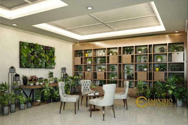5 Variasi Perletakan Tanaman dalam Ruangan versi Emporio Architect