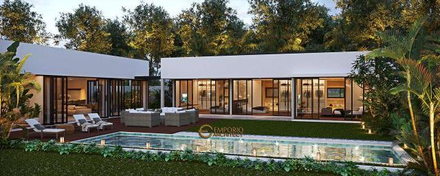 Dari Rumah Tinggal Rasa Villa hingga Villa Mewah, Ini Segudang Keunggulan Emporio Architect - Jasa Arsitek Villa