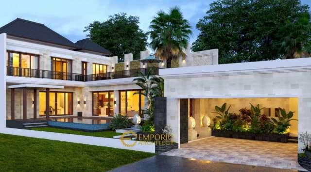 Desain Rumah untuk Iklim Tropis