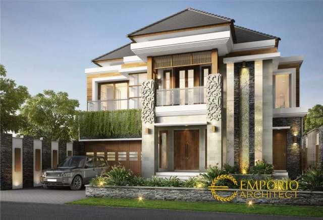 Desain Rumah Yang Sedang Trend