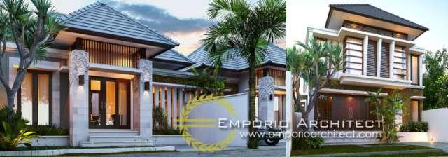 Jasa Arsitek Terkait Dengan Bangunan Rumah dan Masyarakat