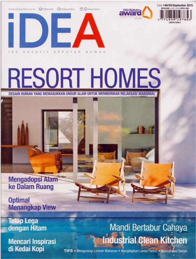 Ulasan Media di Majalah IDEA Edisi 148 XII/September 2015