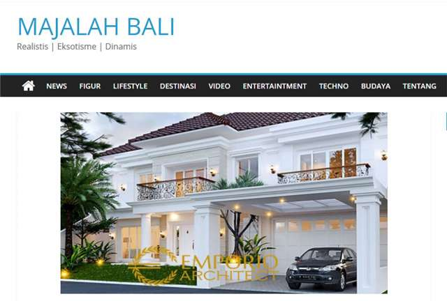 Ulasan Media Majalah Bali - Menerapkan Sistemasi Standar pada Bisnis Desain
