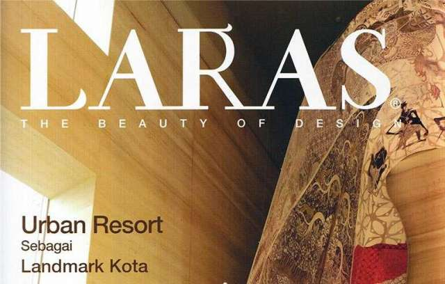 Ulasan Media Majalah Laras - A Sense of Tropical House