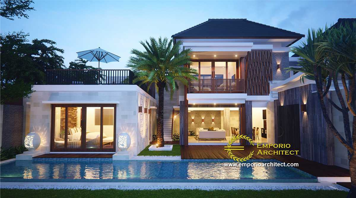 Jasa Arsitek Desain Villa Bali Terbaik di Jakarta
