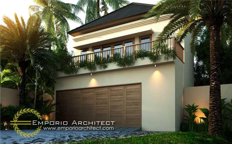 Desain rumah yang aman di Jakarta