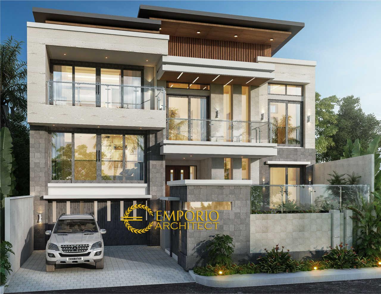 Inspirasi Desain Rumah Karya Jasa Arsitek di Semarang, Jawa Tengah