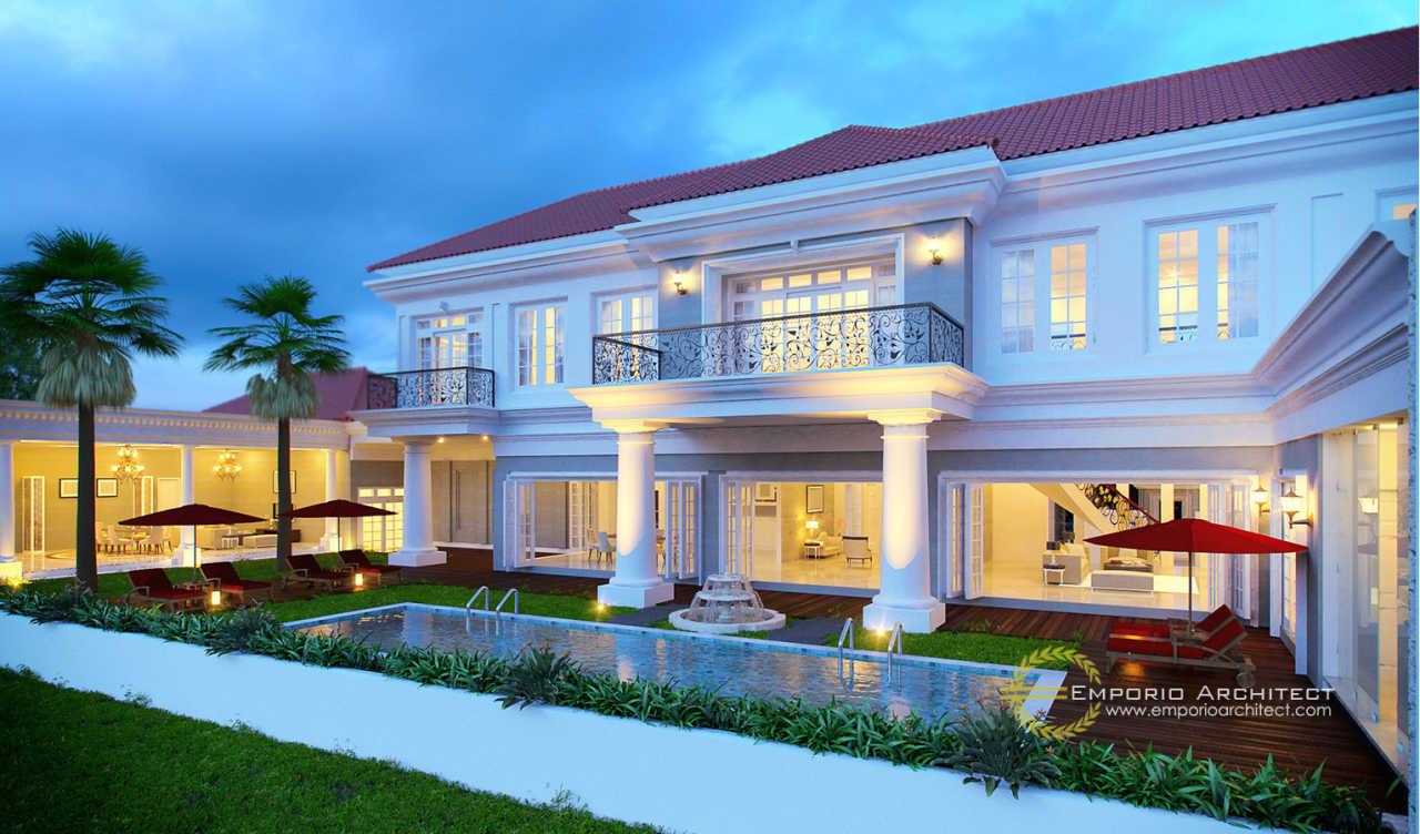 Inspirasi Desain Rumah Mewah di Solo, Jawa Tengah
