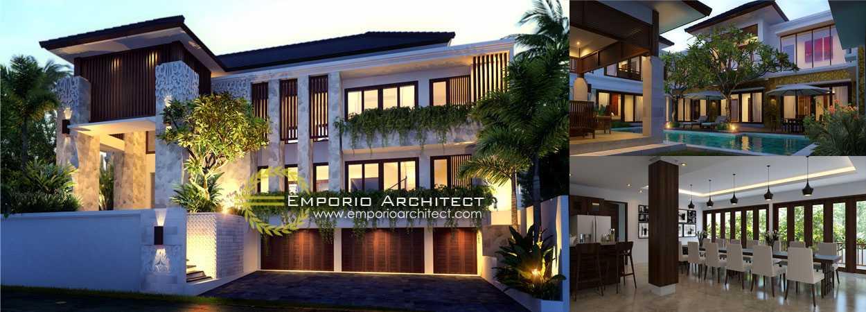 Menjadi arsitek terbaik di Jakarta