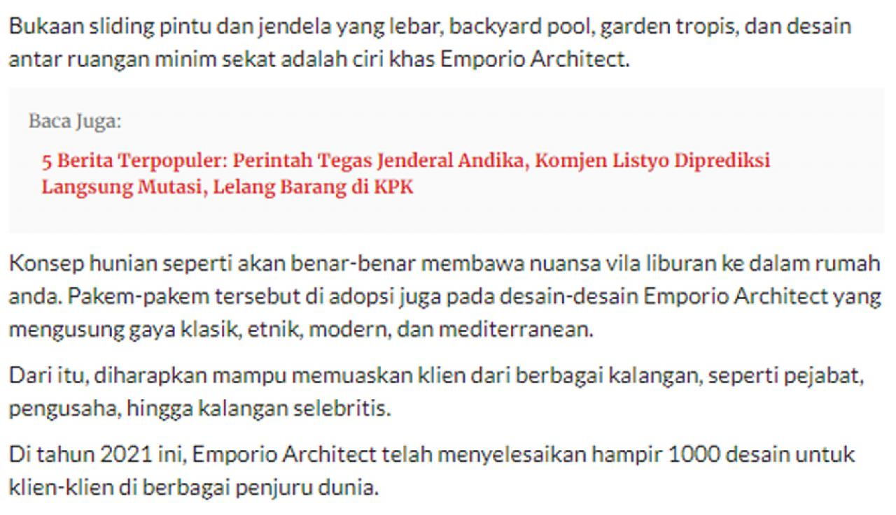 Ulasan Media jpnn.com - Keren, Tim Arsitek Muda Indonesia Menembus Pasar Internasional 3 3