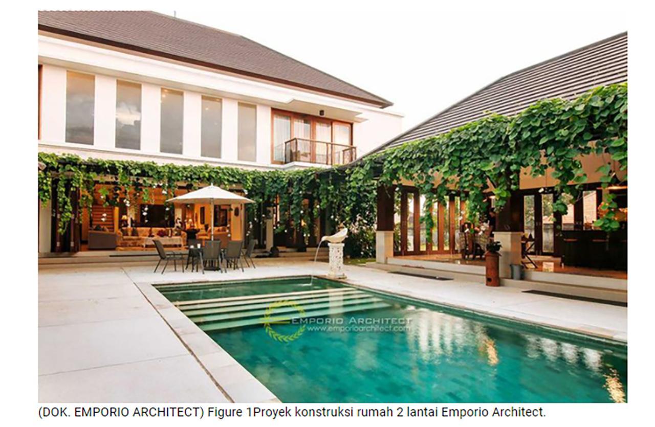 Ulasan Media KOMPAS.com - Tips Membangun Rumah Bergaya Vila agar Tetap Betah Beraktivitas dari Rumah 5 5