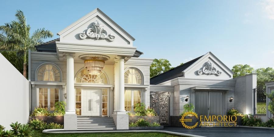10 Desain Rumah 1 Lantai Pilihan Terbaik Dari Emporio ...