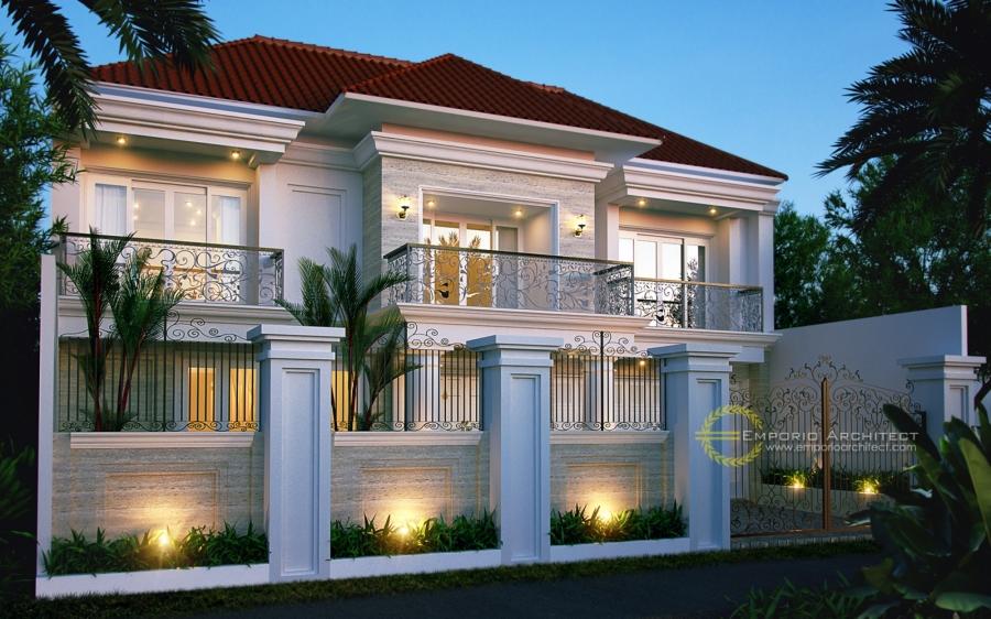 desain rumah dengan balkon 271216034558245724625 1