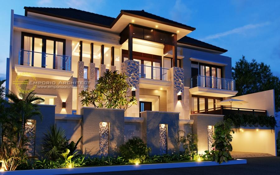 Desain Rumah dengan Daya Tampung Mobil Lebih Dari 2