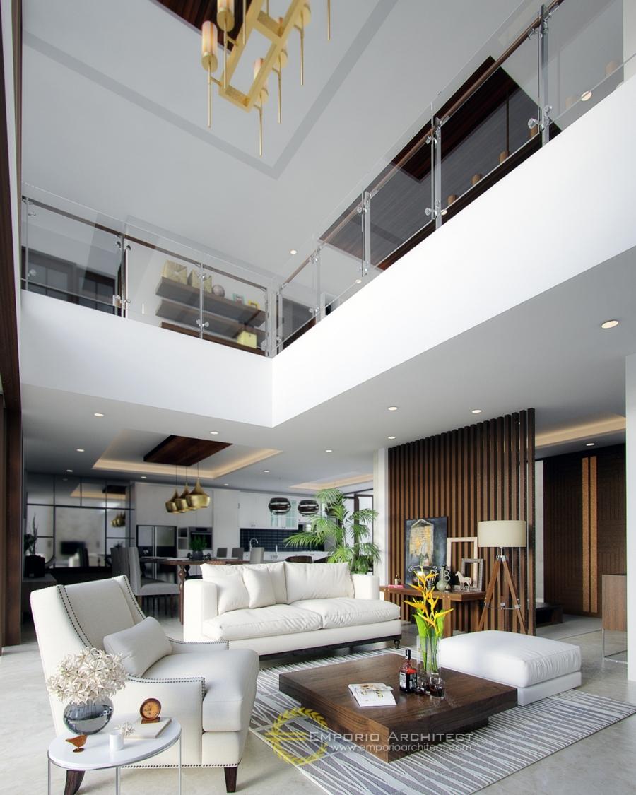 Jasa Desain Rumah Mewah: Desain Rumah Mewah 1 Dan 2 Lantai Style Villa Bali Modern