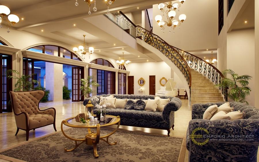 Desain Interior Rumah Mewah 1 Lantai  jasa arsitek desain rumah mewah di jakarta