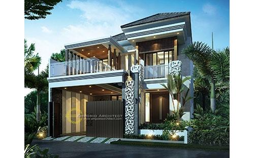 Desain Rumah Minimalis Luar Dan Dalam  gallery desain jasa arsitek