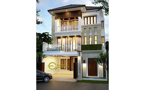 Gallery portofolio desain rumah terbaik Emporio Architect