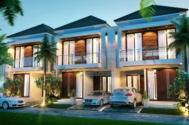Desain Perumahan Mewah di Jakarta