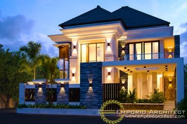 Desain Rumah 2 Lantai Jasa Arsitek Jakarta