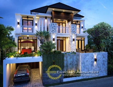 Desain Rumah Mewah Arsitek Jakarta