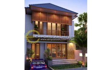 Beberapa Desain Rumah Tanpa Pilar karya Emporio Architect