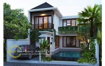 Beberapa Desain Villa Pilihan 2 Lantai karya Emporio Architect