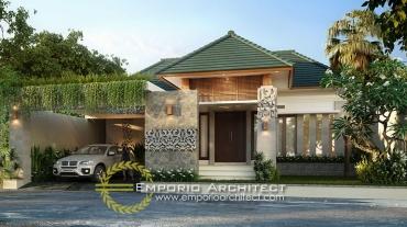 Jasa Arsitek Jakarta Desain Rumah 1 Lantai