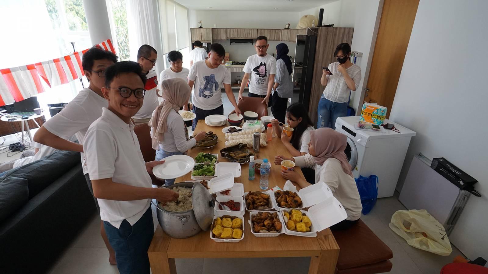 Jakarta Team Vacation Event in Bandung 5
