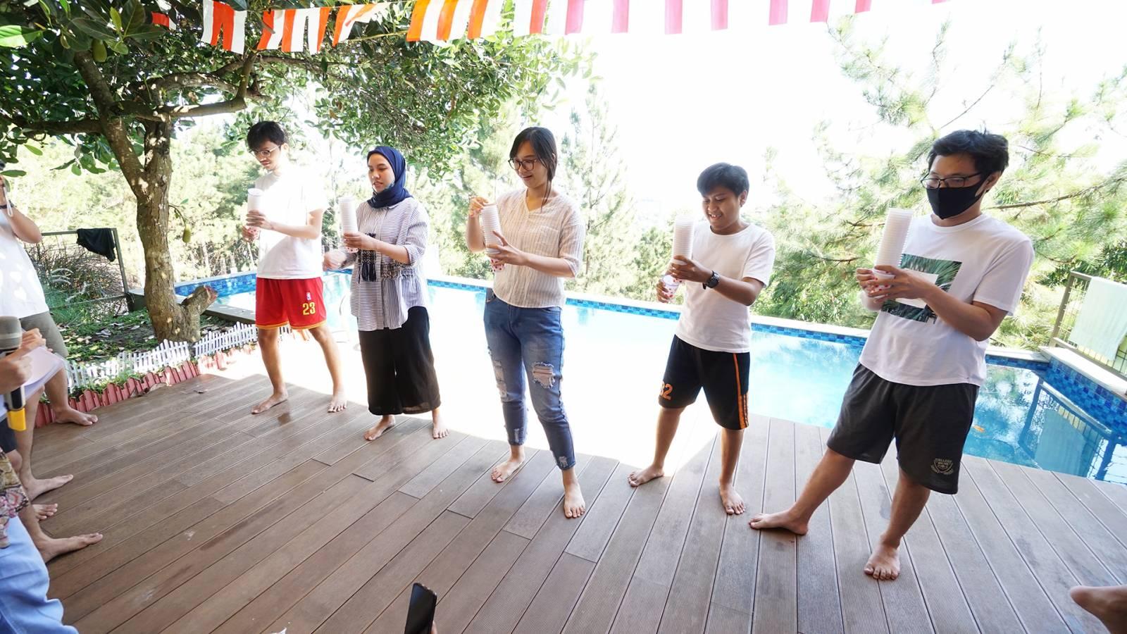 Jakarta Team Vacation Event in Bandung 6