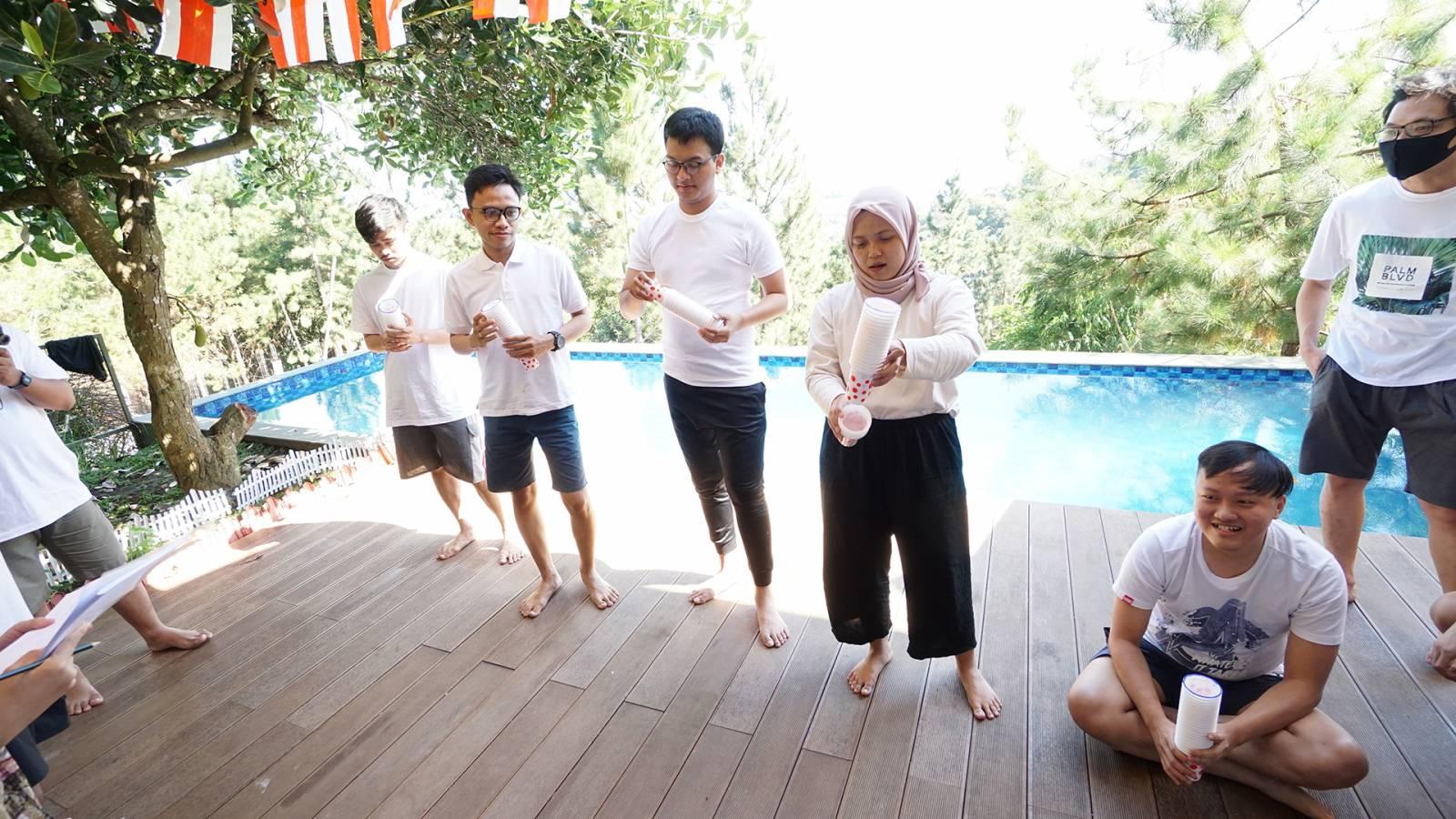 Jakarta Team Vacation Event in Bandung 7