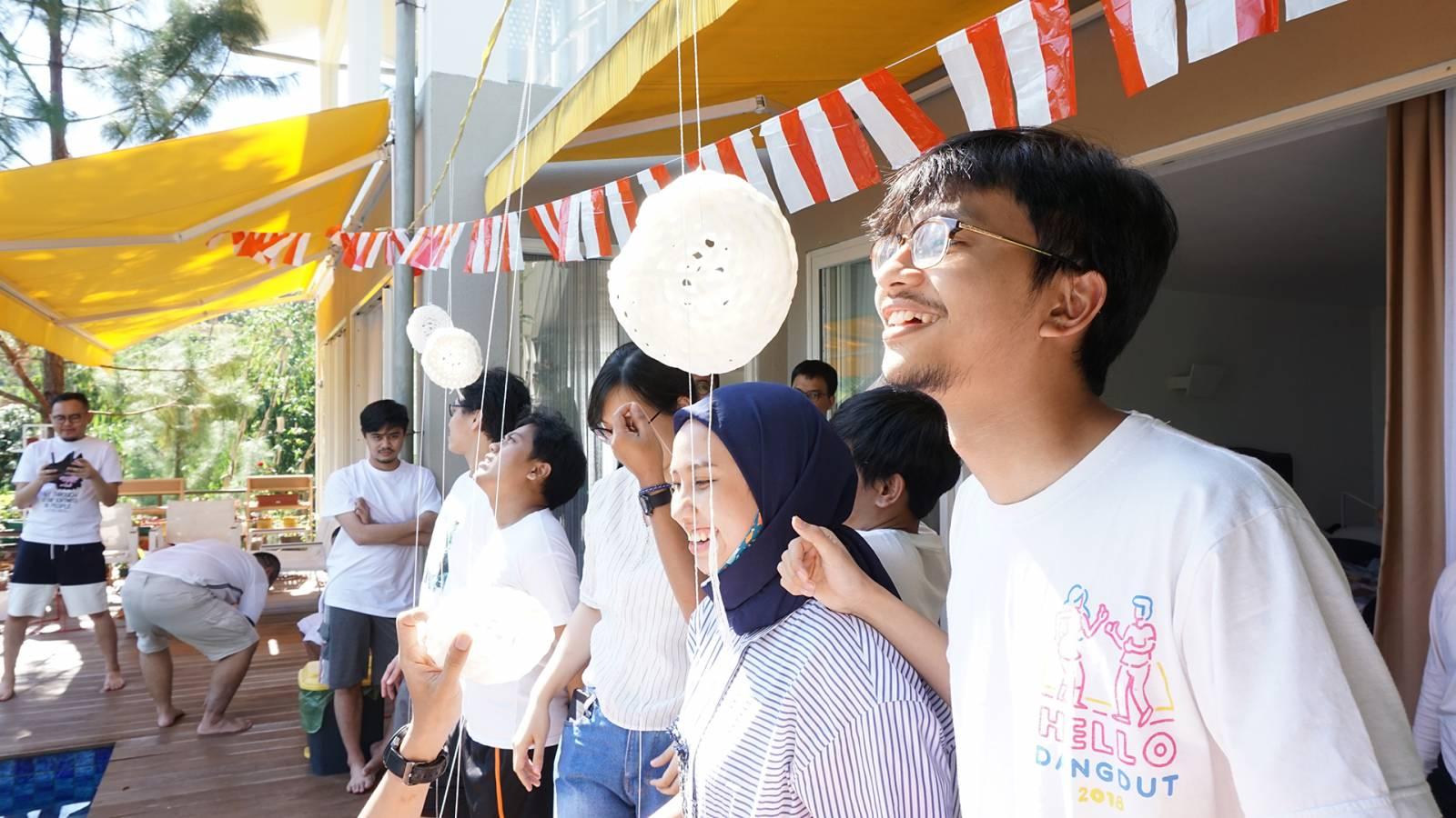 Jakarta Team Vacation Event in Bandung 8